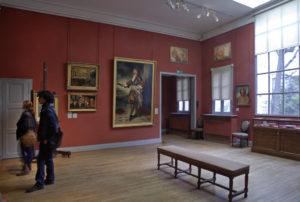 Musee Eugene Delacroix paris