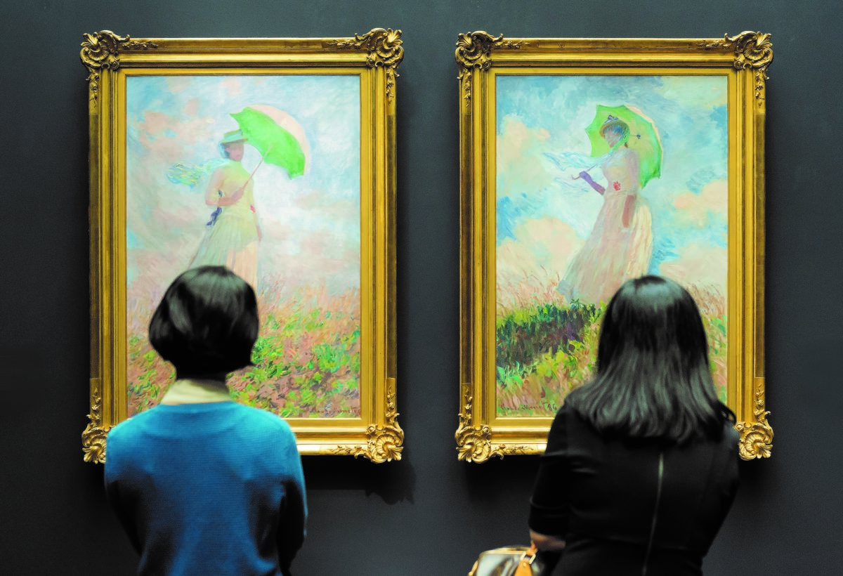 Five Places to See Impressionist Art in the Paris Area