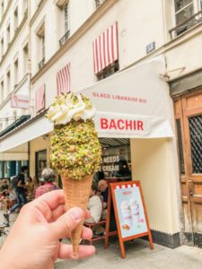 bachir ice cream paris