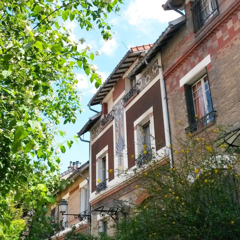 A Brief Stroll Through the Villages of Paris