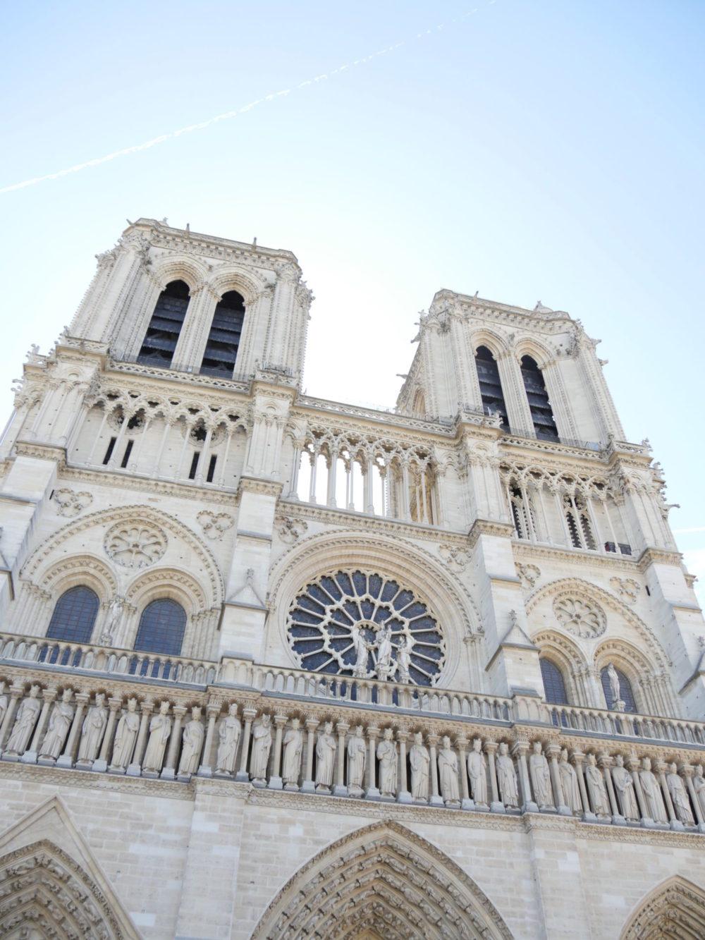 Visit of Notre-Dame