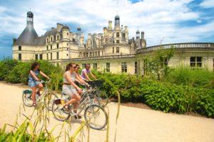 Vélo - Bike_Chambord © Ludovic Letot