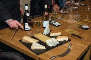 cheese tasting paris
