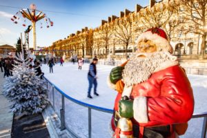 christmas market tuileries paris
