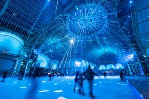 ice skating grand palais paris