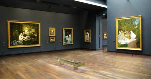 2019 exhibitions at Orsay Museum