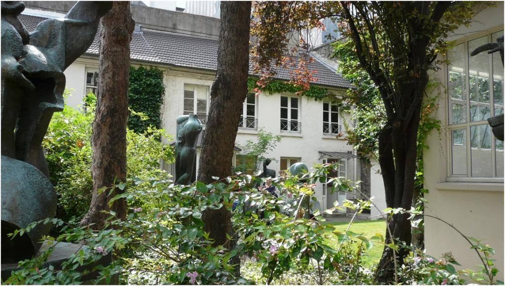 Four Parisian workshops