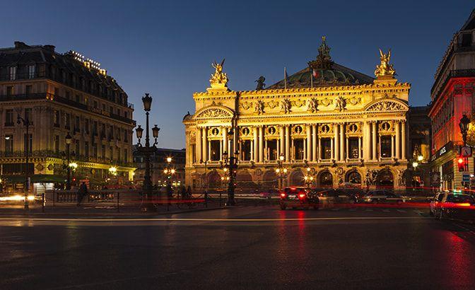 The Magic of the Garnier Opera