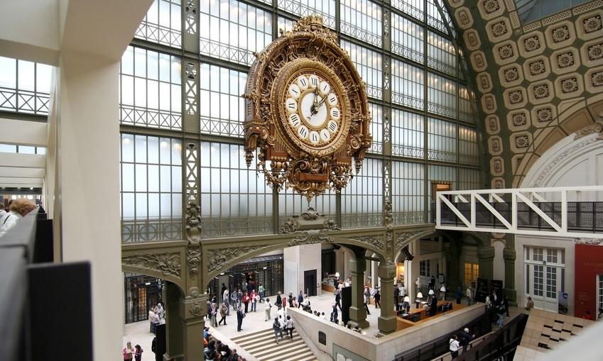 Orsay Museum and the Impressionists