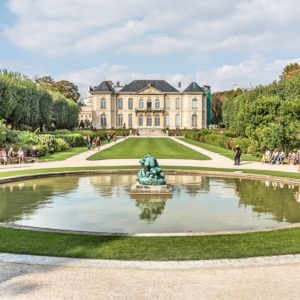 rodin museum garden
